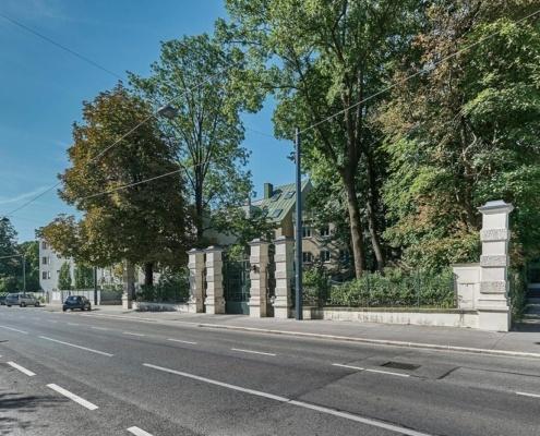 Neuwaldegger Straße