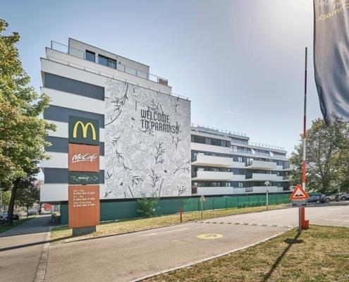 Wagramer Straße