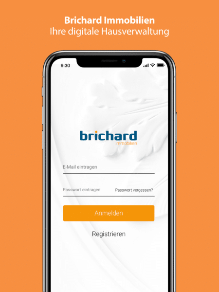 brichard - app overview