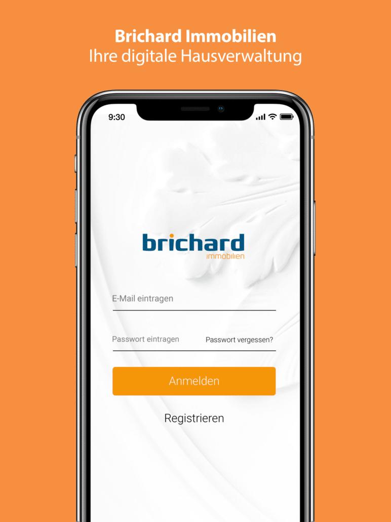 brichard - app overview