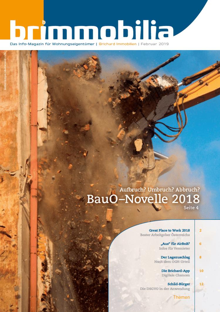 Brimmobilia Magazin 2/2019