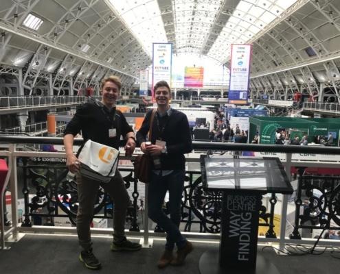 Mitarbeiter brichard Future Prop Tech London