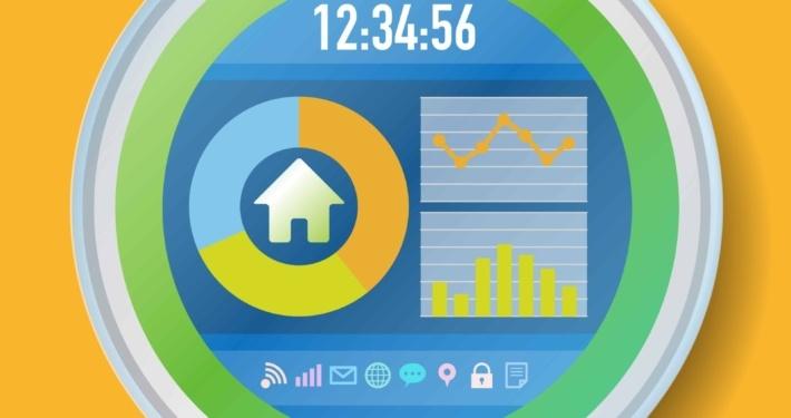 Smart Meter Grafik
